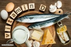 Vitamin D performs an essential function in some processes that assist improve human growth hormone ranges.