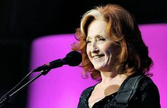 "'I'm at that age where parents start going and people are sick,' Raitt said quietly, before breaking into an achingly beautiful rendition of the 1971 John Prine classic 'Angel From Montgomery',"" which she dedicated to her late mother. 'I don't take anything for granted anymore.'"""