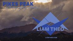 Liam Theo Pikes Peak Photography Series
