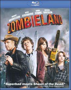 Bienvenidos a zombieland [Blu-ray] Hd Movies, Horror Movies, Movies And Tv Shows, Movie Tv, Bill Murray, Emma Stone, Amber Heard, Zombieland Movie, Playstation