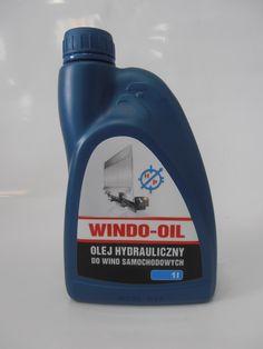 Olej do hydraulicznych wind samochodowych - Windo-oil