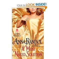 """""""A Most Naked Solution,"""" (novella) Anna Randol."""