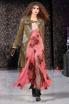 Betsey Johnson Spring 2013 RTW... I love how you have to wade through a ton of crazy but I can still find something I love in her line.  :)