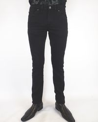 Drake FARAH VINTAGE Stretch Twill Slim Trousers B