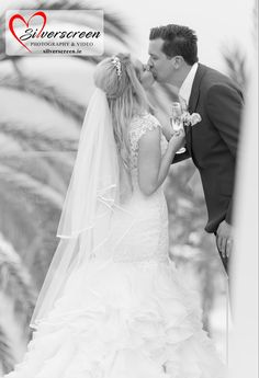 Bride and Groom - Gran Melia Don Pepe Kiss Hotel Wedding, Video Photography, Groom, Bride, Wedding Dresses, Kiss, Fashion, Wedding Bride, Bride Dresses