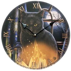 Picture of Clock - Bewitched