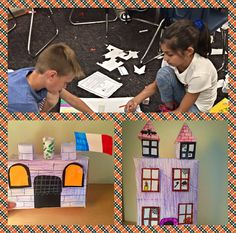 Sshhhh....architects at work! Designing a haunted house🎃👻 takes measure, geometry, data analysis and so much more. Inquiry based math rules! Link ⬆️ #ibpyp # ibmyp #fifthgrade #math #sixthgrade #teacher #inquirybasedmath