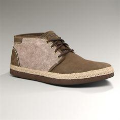 UGG® Australia Cantrell Chukka Shoe #VonMaur #UGG #Mens