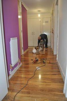 Colours Dolce Caramel High Gloss Walnut Effect Laminate Flooring ...