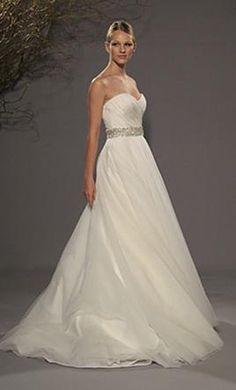 Used Romona Keveza Wedding Dress L257, Size 4  | Get a designer gown for (much!) less on PreOwnedWeddingDresses.com