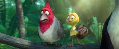 """Rio 2 I Will Survive TrailerNigel sings """"I Will Survive"""" and dances for the birds of Rio Rio 2 I Will Survive Trailer, Rio 2 I Will Survive International Trailer, Rio 2 Official Tr Blue Sky Studios, Rio 2, Survival, Animation, Christmas Ornaments, Holiday Decor, Artist, Animals, Insects"""