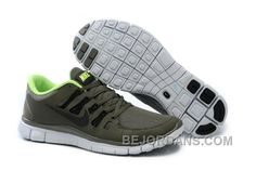 http://www.bejordans.com/60off-big-discount-nike-free-50-v2-army-green.html 60%OFF! BIG DISCOUNT! NIKE FREE 5.0 V2 ARMY GREEN Only $83.00 , Free Shipping!