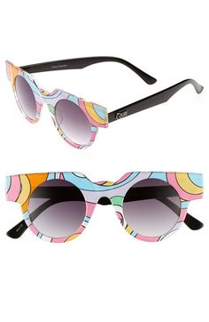 Quay Retro Sunglasses (Online Only) (2 for $50) available at #Nordstrom