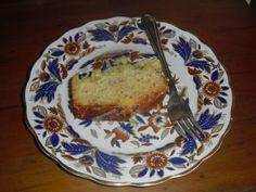 Lemon polenta cake Recipe
