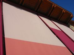 Családi ház, Budaörs, #árnyékoló, #textil, #roló, #építészet Basketball Court, House, Haus, Houses, Home, Homes