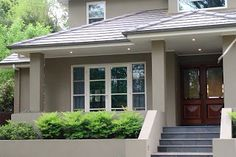 Ideas exterior paint colors for house weatherboard colour schemes for 2019 Rendered Houses, Paint Colors For Home, House Color Schemes, House Front, Exterior House Colours Dulux, House Exterior, Exterior House Colors, Exterior Brick, Exterior Renovation