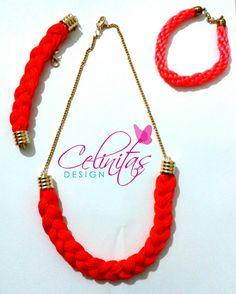Dale color a tu día con los accesorios de @celinitasdesigns