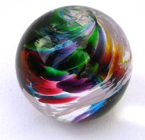 Unique Teal With Purple Swirls Inside  /& White Outer Swirls Marbles Beautiful Marbles! 25 Mega Marble Wicked Owl