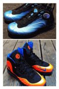 "NIKE AIR TOTAL MAX FOAMPOSITE ""CURRENT BLUE"" X NIKE AIR MAX HYPERPOSITE ""AMARE STOUDEMIRE"" PE/OCTOBER 13 2012"