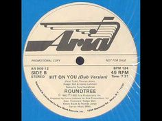 """Roundtree - """" Hit On You """" (Remixed Dub version by Tony Humpries) (1982)"""