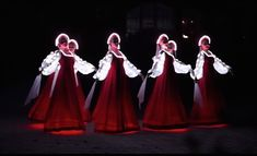 The Beryozka dance is a dance developed in the Soviet Union in the 20th century. It's now reached the status of beloved tradition because of the way the women's costumes and small dance…