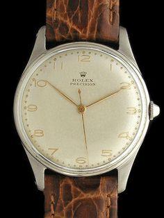 vintage watches 4139 Rolex Precision Watch Repair