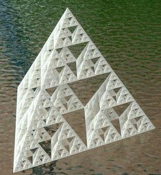 Rapid Prototyping Models --- George W. Geodesic Sphere, Mathematics Geometry, Fractal Geometry, Triangle Art, 3d Printed Objects, Geometric Sculpture, Impression 3d, Patterns In Nature, Repeating Patterns