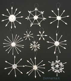 Winter STEAM: Symmetrical Snowflakes – Green Kid Crafts Winter STEAM: Symmetrical Snowflakes Here's one of our favorite winter STEAM projects that combines math and art – creating symmetrical snowflakes! Green Crafts For Kids, Winter Crafts For Kids, Diy And Crafts, Kid Crafts, Christmas Art, Christmas Ornaments, Navidad Diy, Winter Art, Xmas Decorations