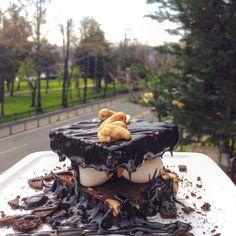 Enfes tatlılarımızla lezzetli, keyifli ve tatlı bir gün için #Koruİstanbul siz değerli misafirlerini bekliyor!  #Koruİstanbul is waiting its precious guests with delicious desserts for a joyful and sweety day!