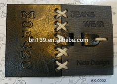 Black Leather Label With Stitching Photo, Detailed about Black Leather Label With Stitching Picture on Alibaba.com.
