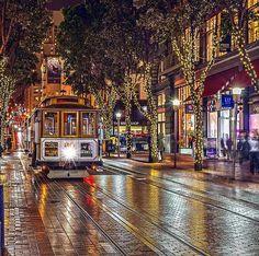 Merry Christmas San Francisco