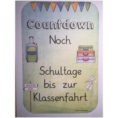 """Gefällt 57 Mal, 6 Kommentare - Lehrerin aus dem Ruhrgebiet (@grundschul_magie) auf Instagram: """"Ich habe mitbekommen, dass viele noch auf Klassenfahrt fahren bevor dann die Sommerferien vor der…"""""""
