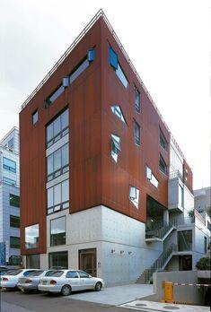 수산빌딩/방철린,칸종합건축사사무소(주)/ Susan bldg. by Bang, chulrin/Architect Group CAAN