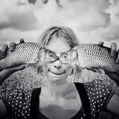 Maybe I can get JT to do this :) Cool Optical Illusions in Photos (Image credits: Oleksandr Hnatenko)
