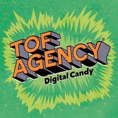 #TofAgency #1970s #Logo #RVB