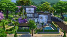 Amazone house at Studio Sims Creation • Sims 4 Updates