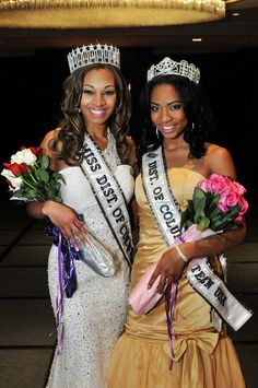 Judged the 2012 Miss DC USA and Miss DC Teen USA pageant. Congratulations to the winners Monique Thompkins and Sierra Hadley. Photos courtesy Vithaya Photography