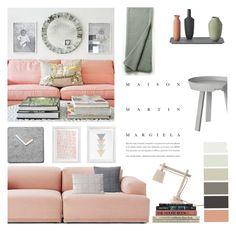 """Muuto Minimalism II"" by fyenksfiona ❤ liked on Polyvore featuring interior, interiors, interior design, home, home decor, interior decorating, Muuto and modern"