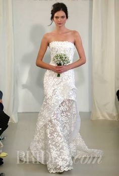 Lace Wedding Dresses From The Bridal Runways | Wedding Dresses | Brides.com | Wedding Dresses Style | Brides.com