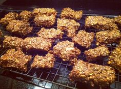 10 Most Popular Recipe Posts for 2012 on Joyous Health! Here's one: Chocolate Almond Butter Protein Bars
