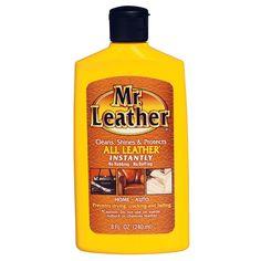 Mr Leather 707310 8 Oz Mr. Leather Liquid