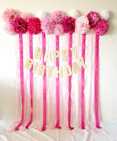 Cute ♪ How to make a photo booth-Leave nice photos on birthdays and anniversaries – DIY Easy Simple Birthday Decorations, Diy Birthday Banner, Unicorn Birthday Parties, Birthday Balloons, Birthday Party Decorations, Girl Birthday, Cake Birthday, Birthday Ideas, Diy Birthday Backdrop