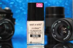 Makeup Collection: Photofocus Foundation Wet n Wild