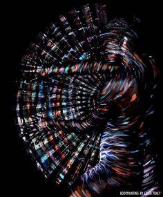 Body Painting por Craig Tracy   Criatives   Blog Design, Inspirações, Tutoriais, Web Design