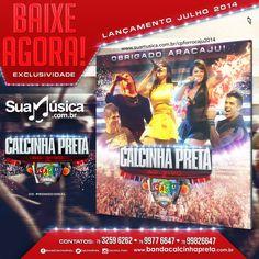 Calcinha Preta - Ao Vivo no Forró Caju - Com Músicas Novas    http://suamusica.com.br/cpforrocaju2014