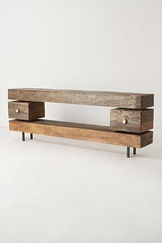 Anthropologie TV Stand - Dreamy!!!