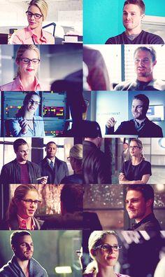 Oliver/Felicity (Arrow)