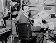 """""""Animation can explain whatever the mind of man can conceive."""" — Walt E. Disney"""