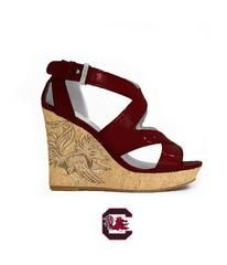 Cocky Wedge  #gamecocks