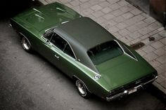 '69 Dodge Charger R/T